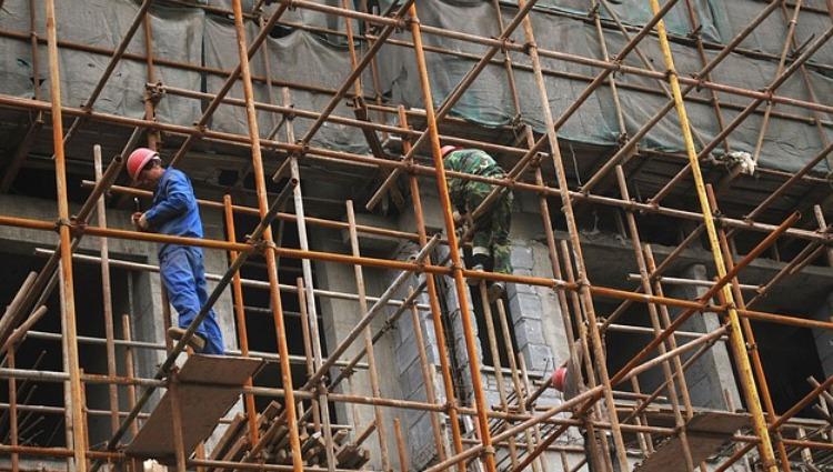 Resultado de imagem para Construção civil está entre os setores com maior risco de acidentes de trabalho